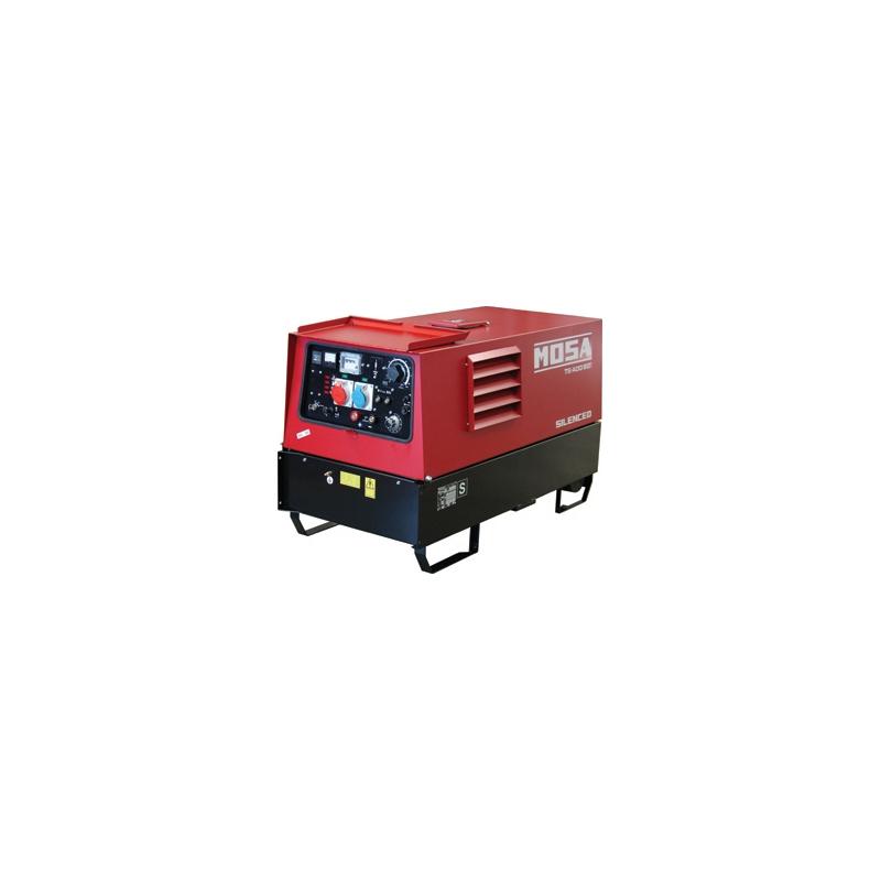 Сварочный агрегат  TS 400 SC/EL - SXC/EL