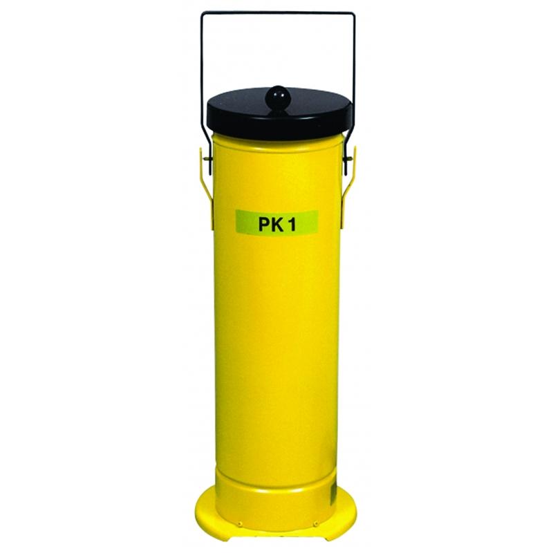 Контейнер для сушки и хранения электродов PK 1