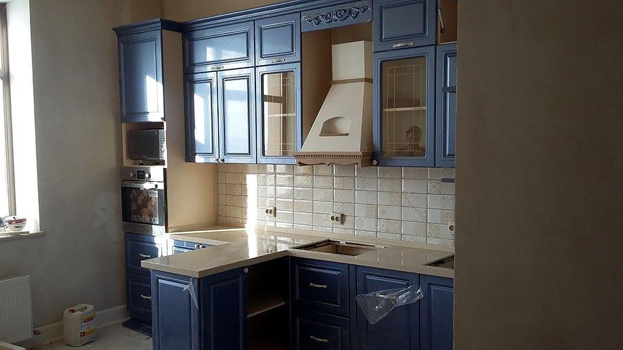 Купить Кухни на заказ в Астане.