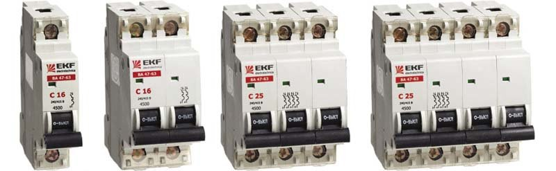 Buy Automatic BA47-63 switches