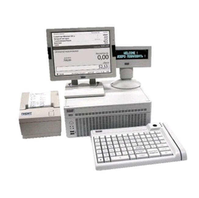 POS оборудование PC-POS Wincor Nixdorf P3 1.0 Ghz, 256 MB,40 GB. Модель: H300076