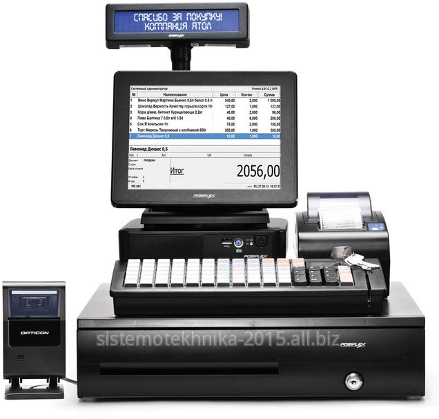 POS-Система Liverdol LV-8000 для магазинов