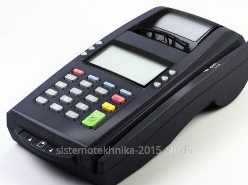 Фискальный регистратор Yarus-TK-KZ+Pos-терминал банковский (GPRS, Ethernet, Аккумулятор ,Кабель RS232, ПО)