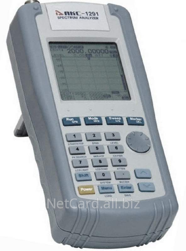 Анализатор спектра портативный АКС-1291