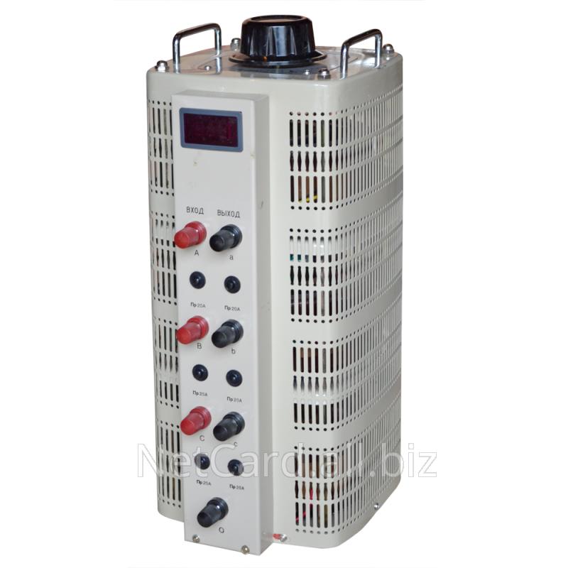 Лабораторный автотрансформатор Tdgc2-15