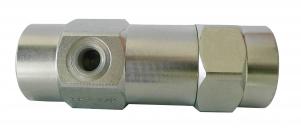 Купить Клапан обратный FPS 3/8 - opening pressure 0,5 bar, 30 l/min., max. 310 bar, pilot ratio 1:6