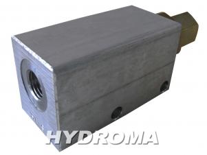 Купить Клапан - замок гидравлический VSO-SE-DLN-G-14-MP-1:9, opening pressure 8 bar, max. 350 bar, G 1/4, pilot ratio 4:1