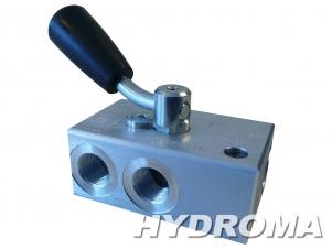 Купить Клапан VSO-SE-DL-R-D, opening pressure 1,6 bar, max. 350 bar, G=3/8, pilot ratio 5,4:1
