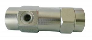 Купить Клапан FPS 1/4, opening pressure 0,5 bar, max. 12 l/min., max. 350 bar, pilot ratio 1:9