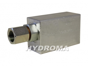 Buy Hydrolock unilateral VSO-SE-DLN-G-38-MP, opening pressure 8 bar, G3/8, max. 350 bar, pilot ratio 4:1