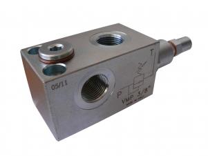 Kupić Клапан предохранительный VMP3/8, 50-250 bar, 45 l/min max.