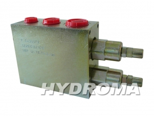 Buy The valve safety VEP12/TR.S/AC (180-350 bar) - STEEL