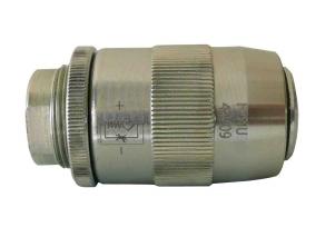 Kupić Клапан дроссельный односторонний FPMU 1/2 - pękanie ciśnienia 0,5 bar, 45 l/min., max. 310 bar, G1/2