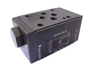 Купить Гидрозамок MVPP-SA/50-CETOP 03, max. 50 l/min., max. 350 bar