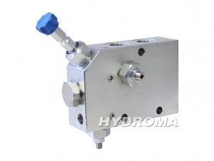 Купить Клапан дроссельный 3 ходовой с A-VRFC3CVEI-VS-PT-12-20-A