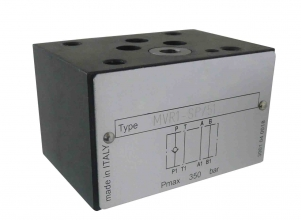 Kupić Клапан обратный MVR1-SP/51, max. 50 l/min., pękanie ciśnienie 0,5 bar, max. 350 bar