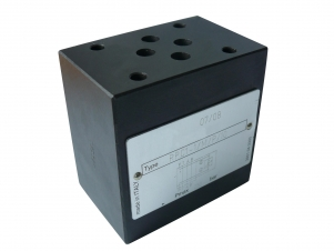 Buy Valve throttle RPC1-K/M/P/10, only ISO 4401-03, CETOP 03, max. 250 bar