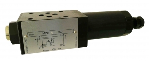 kaufen Клапан редукционный MZD4/50, NG10 03, 30-140 Bar, max. 75 l/min.