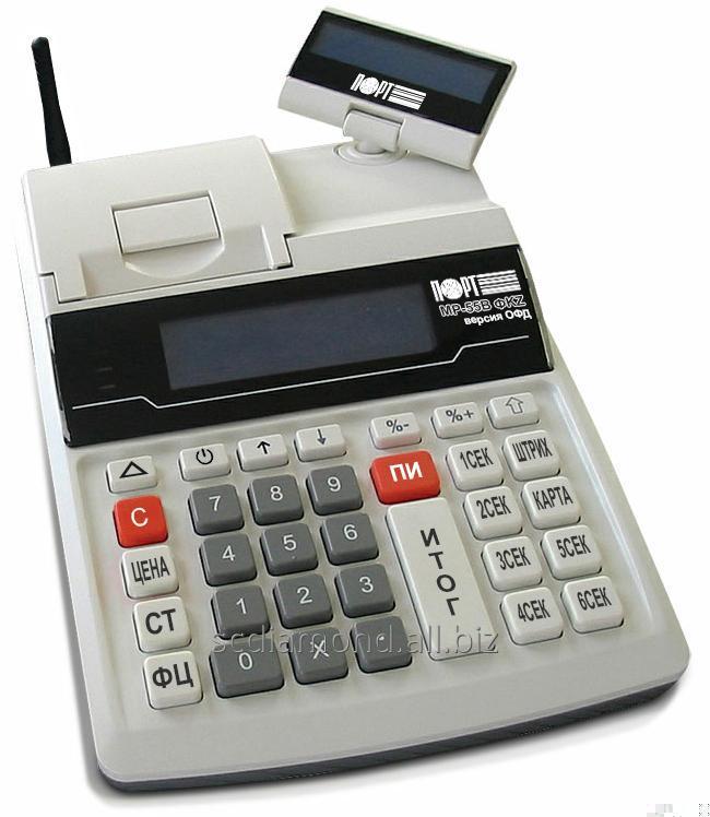 Аппарат кассовый Порт mp-55b фkz, версия ОФД., фискальный регистратор