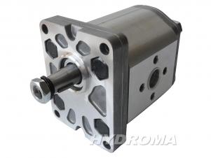 Купить Гидромотор шестерённый ALM2-R-13-E1, Q=9,6cm3, 13,7l/min., max. 3000 rpm, reversible