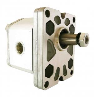 Купить Гидромотор шестерённый ALM2-R-16-CO FG E1, Q=11,5cm3, 16,4l/min., max. 4000 rpm, reversible