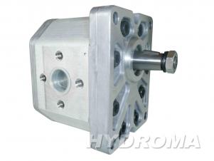 Satın al Гидромотор шестерённый ALM3-R-33-E1, Q = 22 cm 3, 31l/dak, max. 3500 rpm, ters çevrilebilir