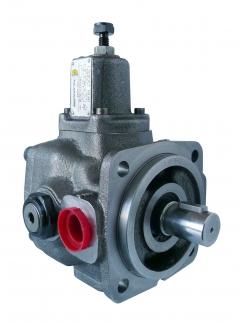 Buy Pump lamellar 02-PVS1-25-F-H-R-M, Q=25cm3, 30 - 100 bar, 800 - 1800 r/min.