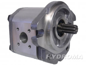 Pump gear ALP2A-D-12-S1-D, Q=8,3cm3, 11,8l/min., max. 4000 ot./min., pravá rotace