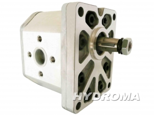 Satın al Насос шестеренный ALP3-D-120, Q = 78 cm 3, 112l/dak, max. 2300 rpm, saat yönünde