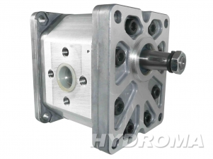 Satın al Насос шестеренный передняя секция ALPA3-D-80, Q = 52 cm 3, 74l/dak, max. 2400 rpm, saat yönünde