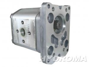 Купить Насос шестеренный задняя секция ALPP2-D-10, Q=7cm3, 10l/min., max. 250 bar, max. 4000 rpm, flanges 40 mm, clockwise