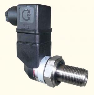 Купить Индикатор засоренности электро-визуальный Y2, 5BAR-M18 FOR MHT
