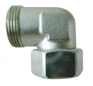 Buy Fitting of E737-28L O.M, angular with nut. (EWSD-28L) (M36x2)
