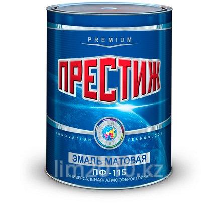 Эмаль пф-115 матовая алкидная