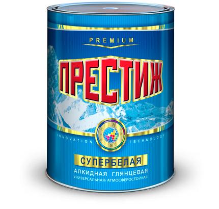 Эмаль пф-115 супербелая