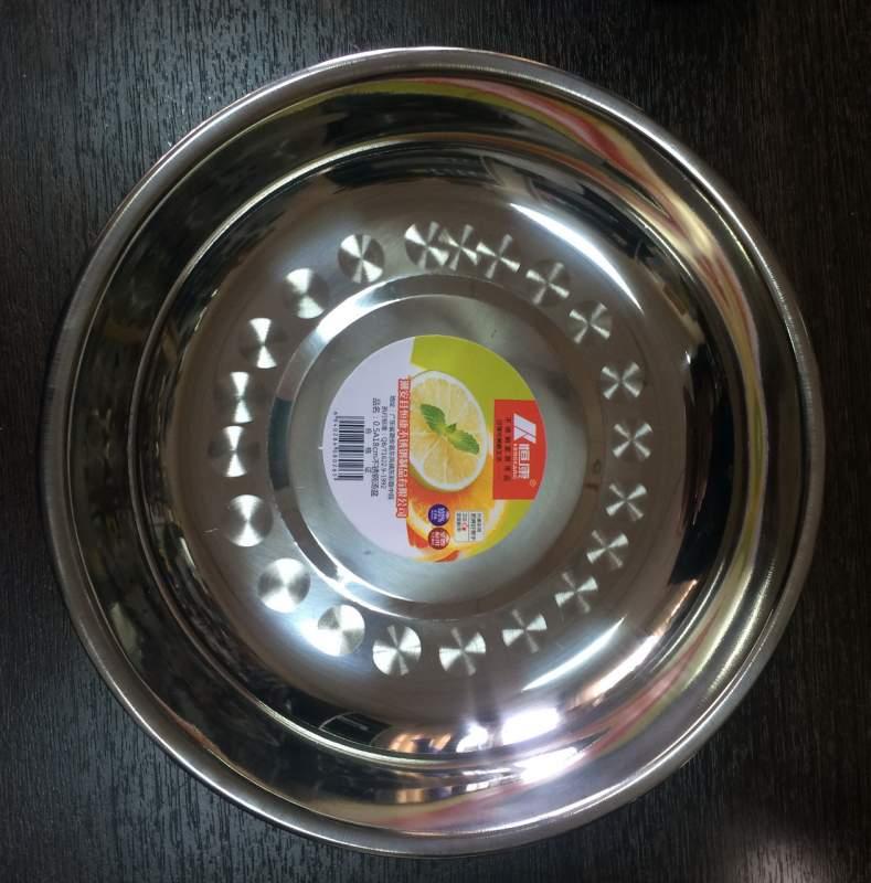 Купить Металлическая тарелка