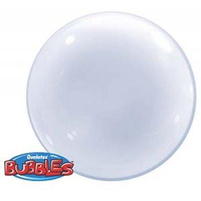Шар фольгированный П Bubble DECO 24 Без рисунка Уп
