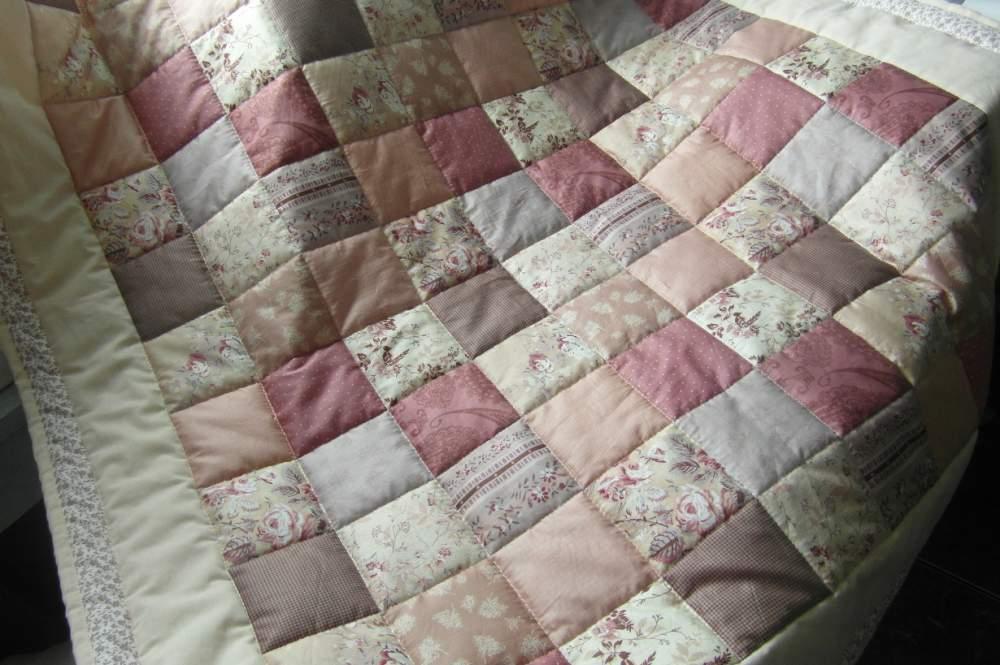 Стеганое одеяло сшить 6