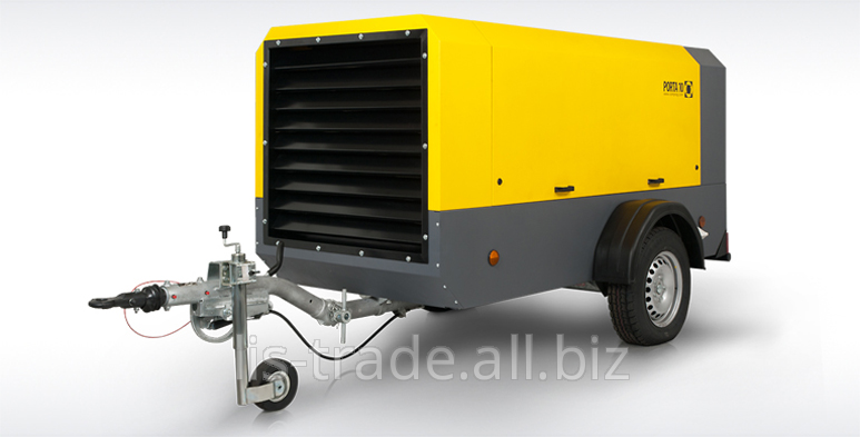 Buy Portable compressor, PORTA 10 DRY model art. 11101001