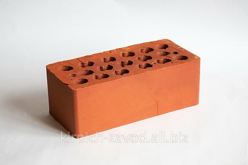 Купить Кирпич керамический рядовой пустотелый утолщенный