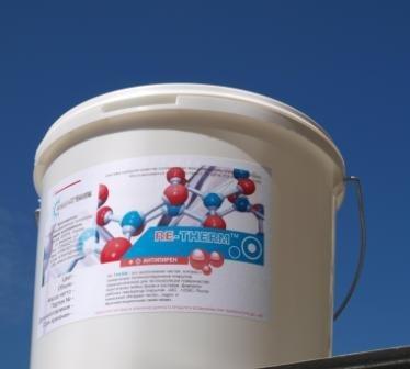 Сверхтонкая жидкая теплоизоляция, RE-THERM - сверхтонкая жидкая керамическая теплоизоляция