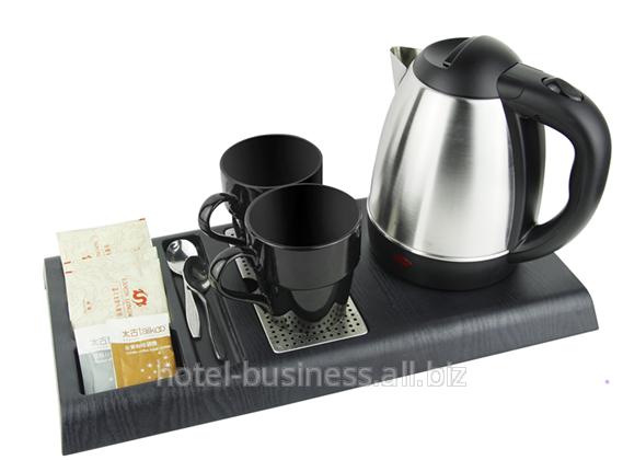 Купить Электрические чайники с набором для чая/кофе