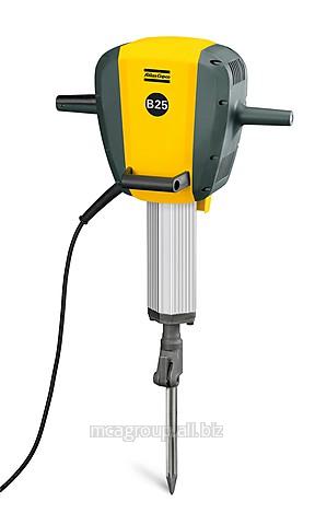 electric jackhammer of atlas copco b 25