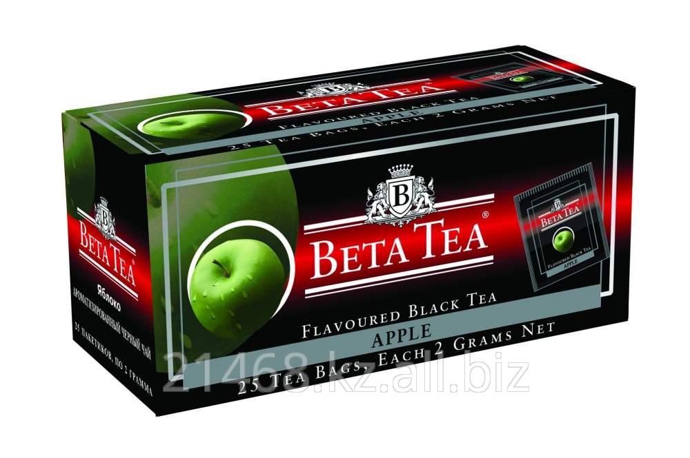 Beta Tea, Apple Packaged