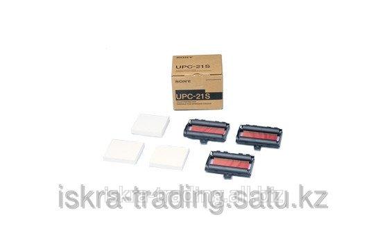 Комплект для цветной печати формата A6 UPC-21S
