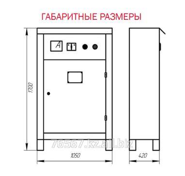 Шкафы управления асинхронного электродвигателя