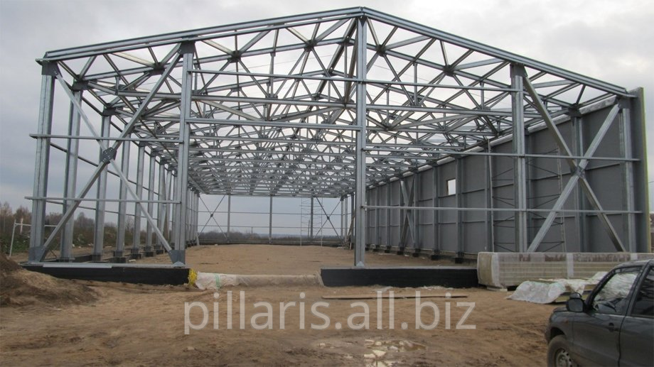 Buy Metall LSTC (prefabricated building)