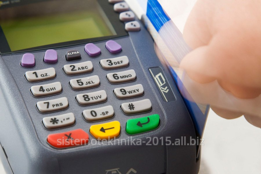 Купить Банковский Pos-терминал PAX-S80 (cтационарный)