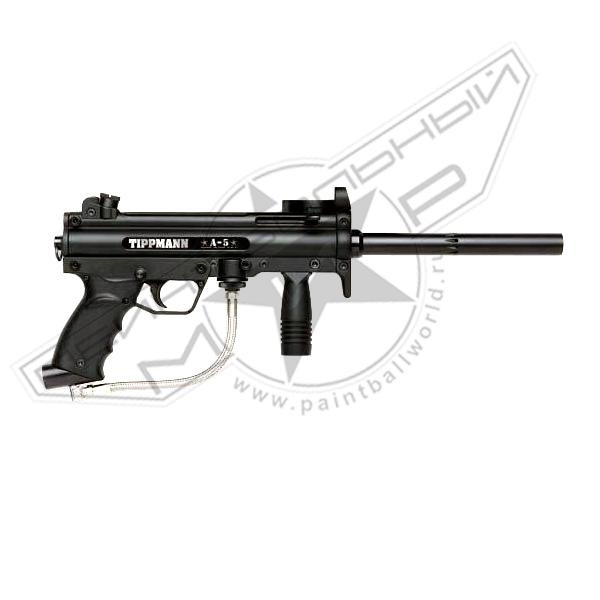 Tippmann A5 Marker Black Markers For A Paintball