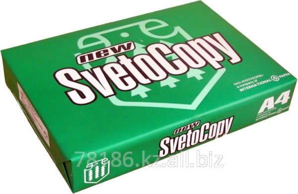 Купить Бумага А4 SvetoCopy 500л